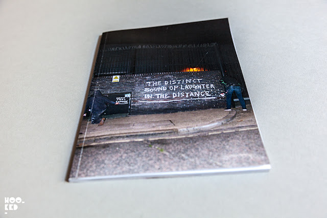 Street Artist Edwin & Don't Fret Collaborative Book