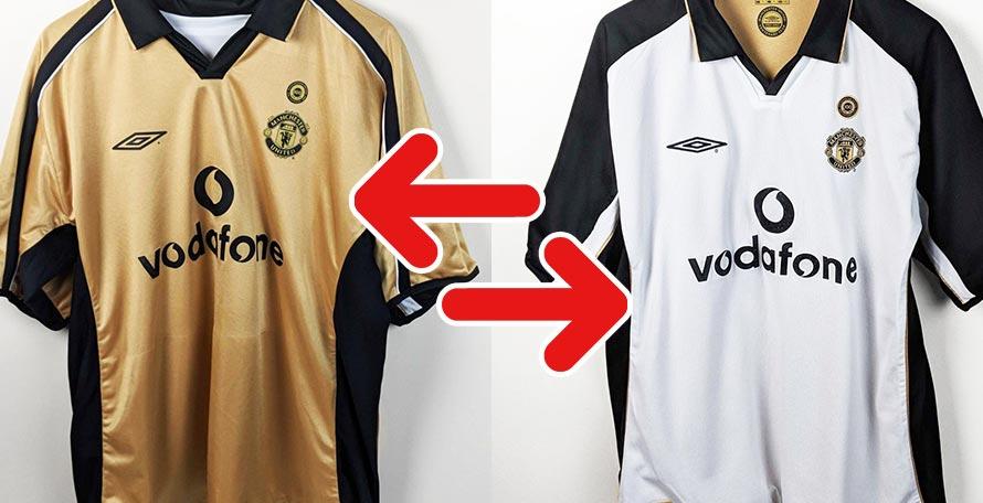 purchase cheap de4f4 136b4 Best Of: Reversible Football Kits - Footy Headlines