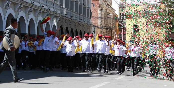 Rol de ingreso Último Convite - Carnaval de Oruro 2019