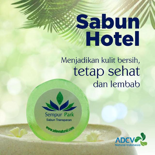 Sabun Transparan ADEV Natural, Rekomendasi Terbaik Maklon Sabun Transparan
