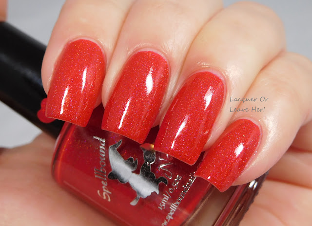 Spellbound Nails Rocket's Red Glare