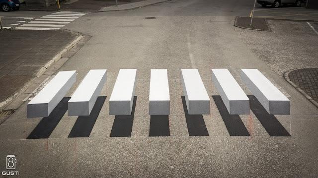 pasos-peatonales-3D-en-Islandia-campaña-seguridad-vial
