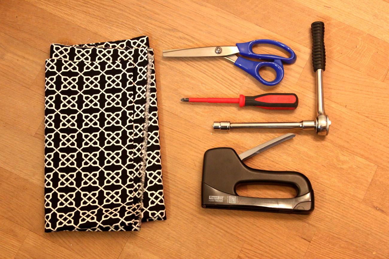 makeover pimp your drehstuhl in weniger als 1 stunde. Black Bedroom Furniture Sets. Home Design Ideas