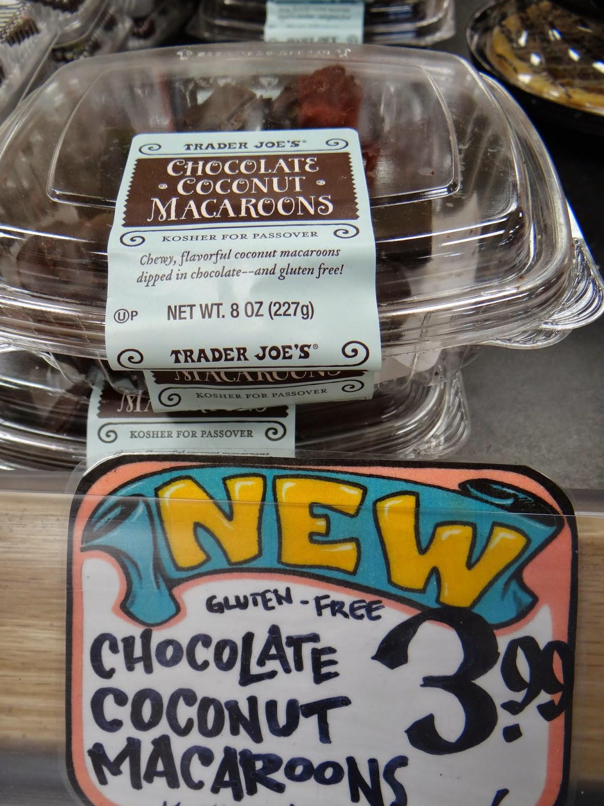 Trader Joe S 365 Day 97 Chocolate Coconut Macaroons