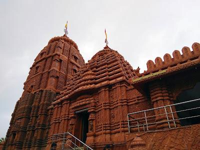 Shri Jagannath Temple in Banjara Hills