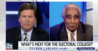 Tucker Carlson Takes On Rangel Over Bill to Abolish the Electoral College