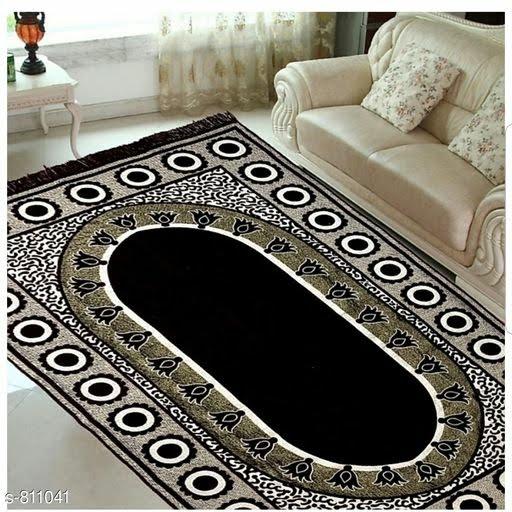 Elegant Chenille & Cotton Carpets