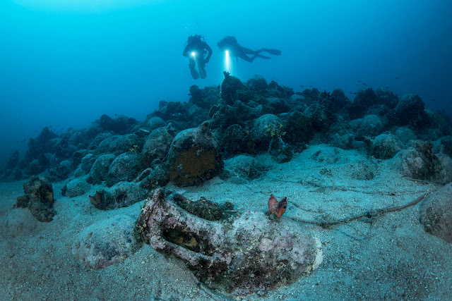 Wreck of 2,000-year-old Roman ship found near Croatia's island of Pag