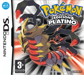Pokemon Platino NDS en Español Mega