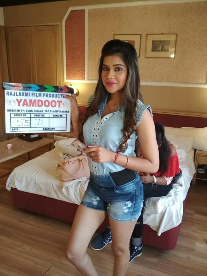 Bhojpuri movie Yamdoot 2019 wiki, full star-cast, Release date, Actor, actress, Song name, photo, poster, trailer, wallpaper