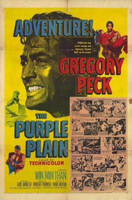 The Purple Plain 1954 Dual Audio Hindi 480p 300MB Movie download
