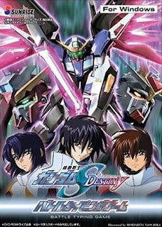 Gundam Seed Destiny PC Game Free Download