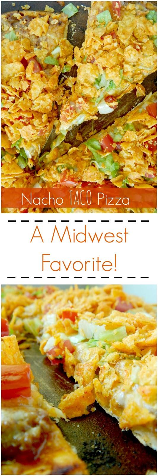nacho taco pizza (sweetandsavoryfood.com)