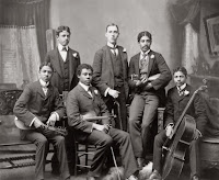 Mixed music group, Atlanta, 1899