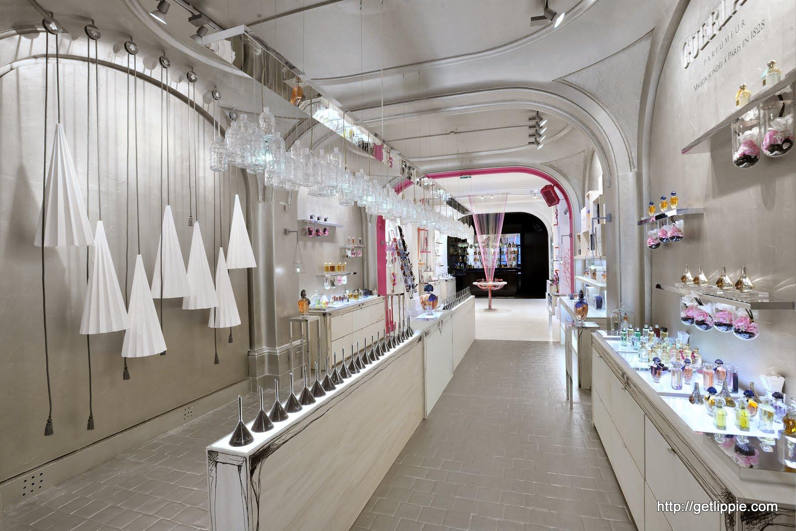 Guerlain Pop Up Shop | Get Lippie
