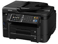 Epson WorkForce WF-3640 Wireless Printer Setup