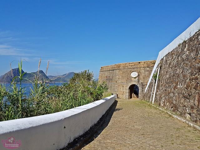 Forte São João no Rio