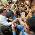 Duterte Nakipagpulong sa mga OFW sa Vietnam