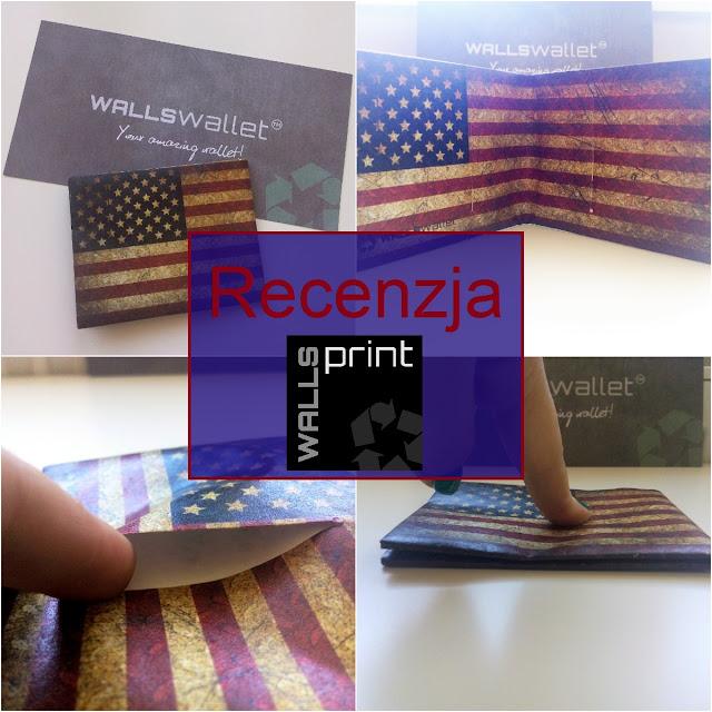 RECENZJA: PORTFEL AMERICAN FLAG | WALLSPRINT