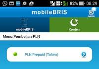 tampilan layar mobile BRIS ke 4