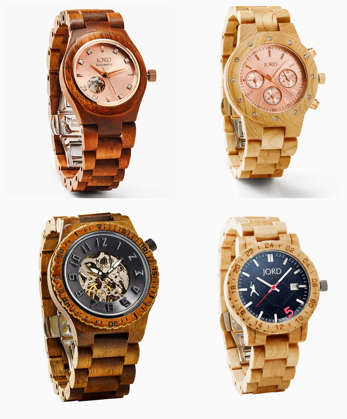 Image result for jord wood watches