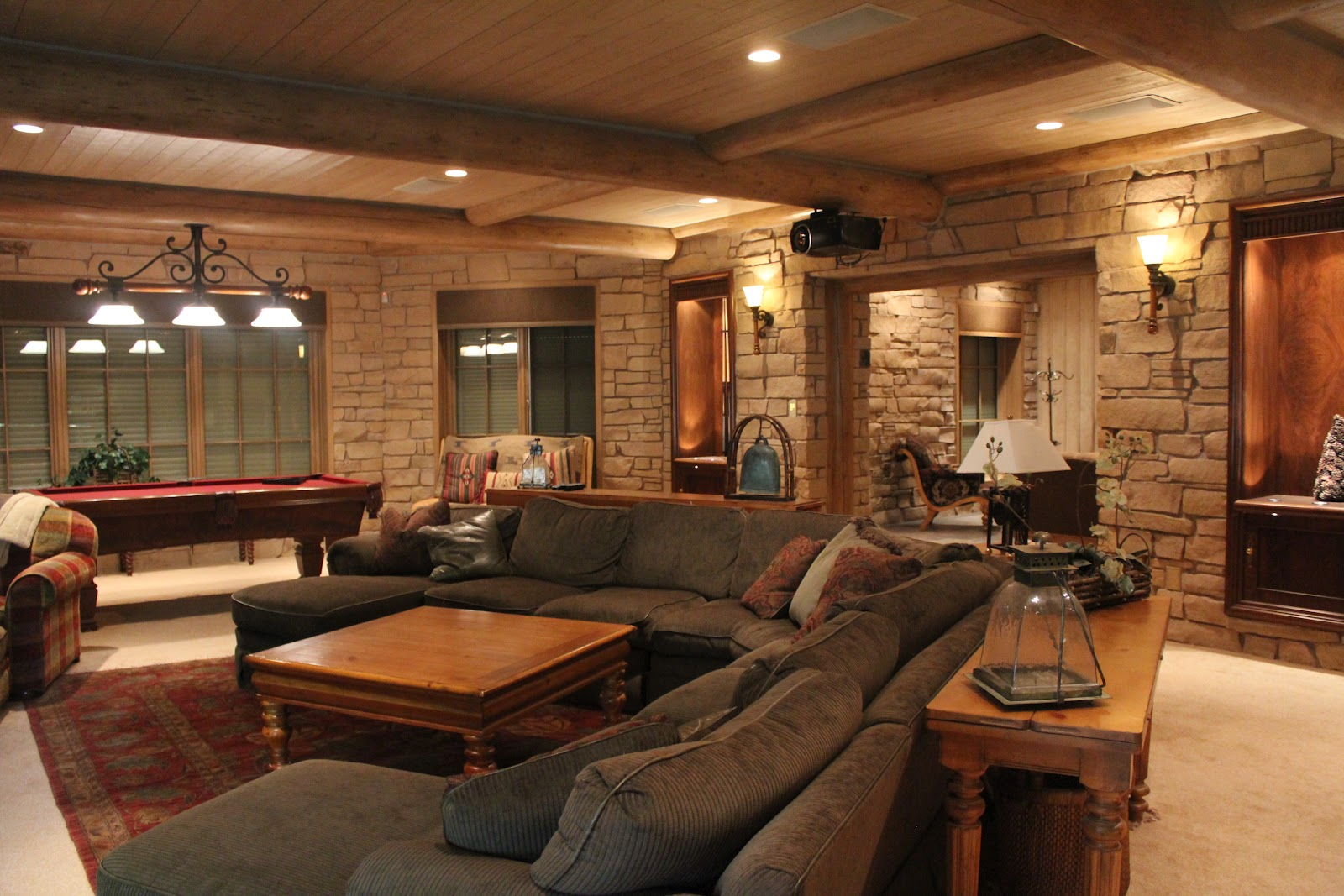 Basement Media Room Media Rooms With Basement 2015 House Design