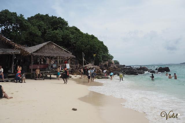 Khai Nok island Thailand