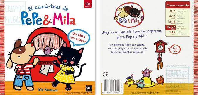 El cucú-tras de Pepe & Mila