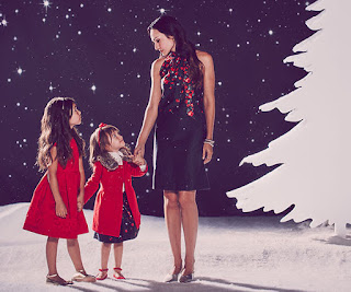 Janie and Jack Mommy and Me Collection for the holidays