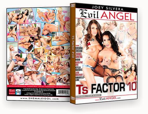 CAPA DVD – TS Factor xxx 2018 – ISO