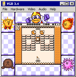 EmuCR: Virtual GameBoy