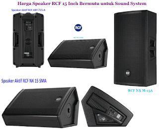 Harga-Speaker-Aktif-RCF-15-Inch-Bermutu