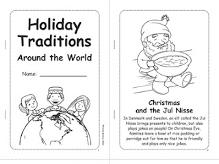 Christmas Traditions Around The