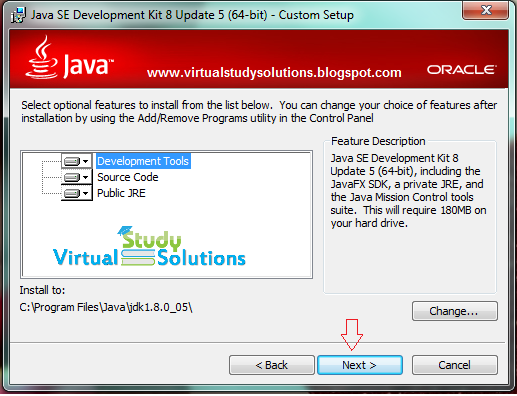 JDK Installation and Configuration Step 2-2