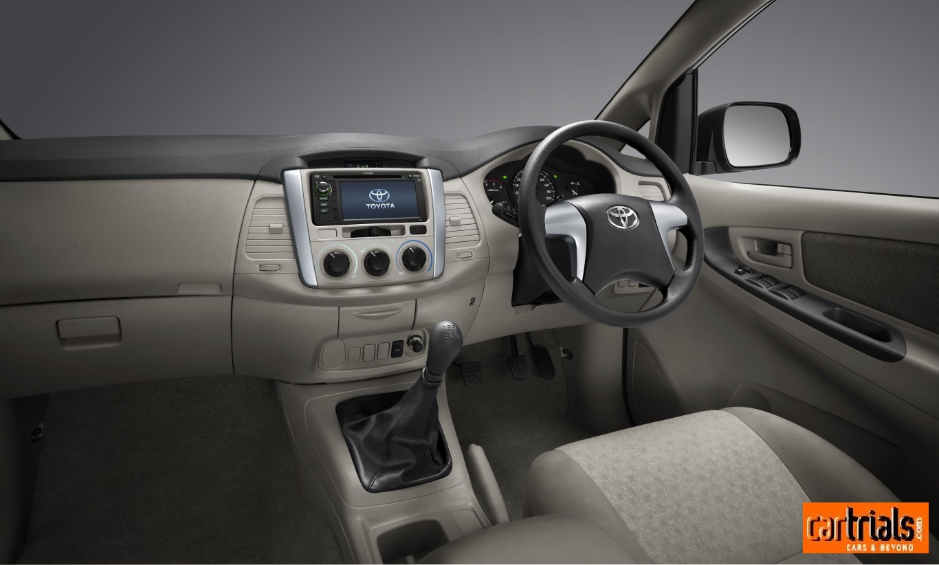 All New Innova Venturer Interior Grand Avanza Vs Veloz Car Trials Facelifted Toyota Coming This Month