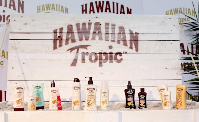 hawaiian tropic, verano 2016