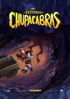 Resultado de imagen para la leyenda del chupacabras poster