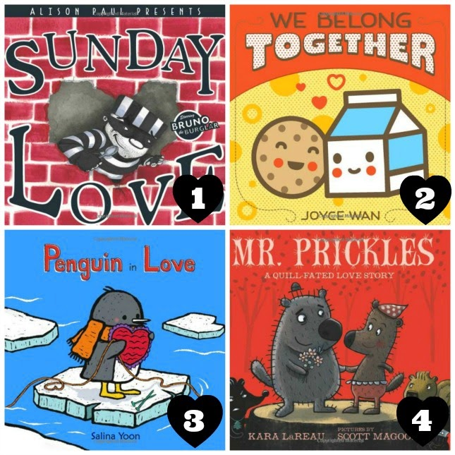 Valentine's Day books that your entire family will love