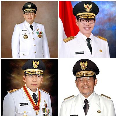 Selain Jadi Gubernur di Indonesia 4 Orang Ini juga Seorang Hafiz Quran