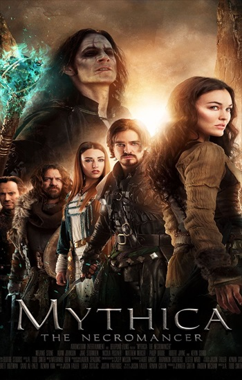 Mythica The Necromancer 720p WEBRip 2015 English 750MB Download or Watch online