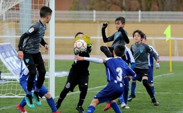Íscar Cup 2018, el Málaga cae por la mínima ante el Oporto (1-0)