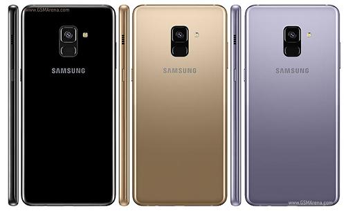 Harga HP Samsung Galaxy A8+ (2018)