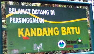 yang merupakan salah satu Taman Nasional  tertua di Indonesia 4 Kisah Misteri Gunung Gede Pangrango yang Dialami Para Pendaki