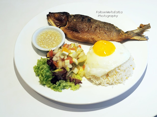 Smoked Golden Tinapa (Smoked Golden Milkfish) RM 26.60