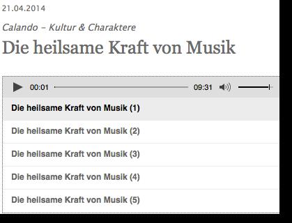 http://www.erf.de/radio/erf-plus/mediathek/calando/die-heilsame-kraft-von-musik/1127-2818