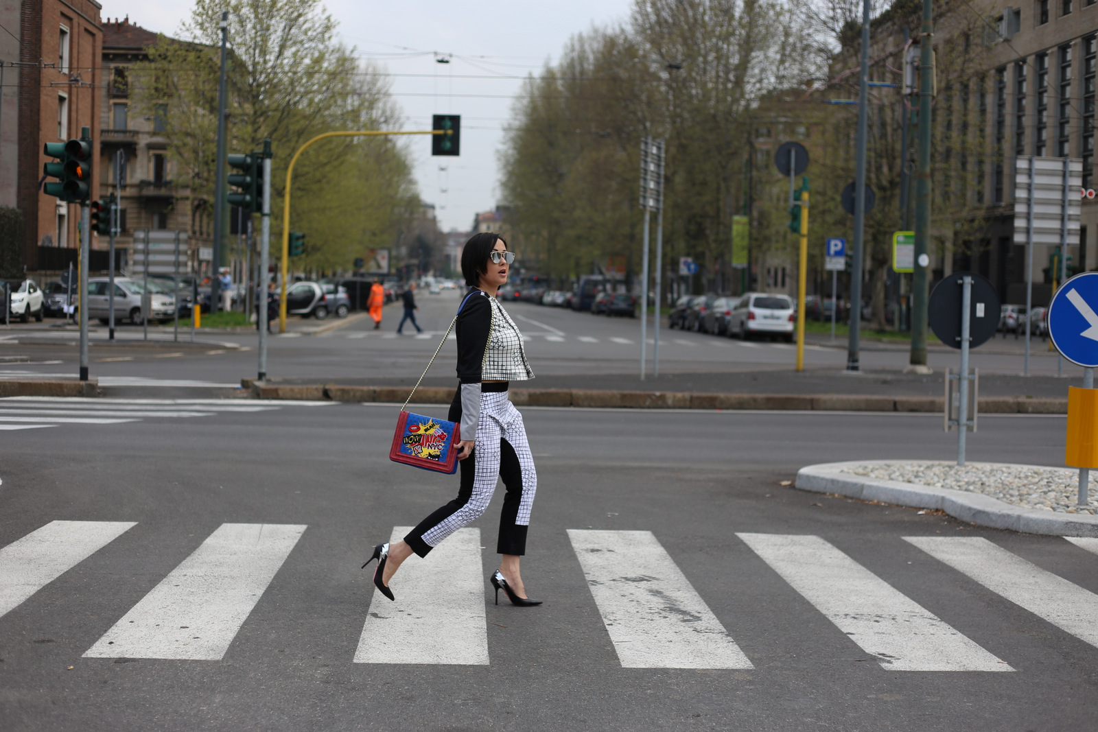 Jessica Neumann , Street style