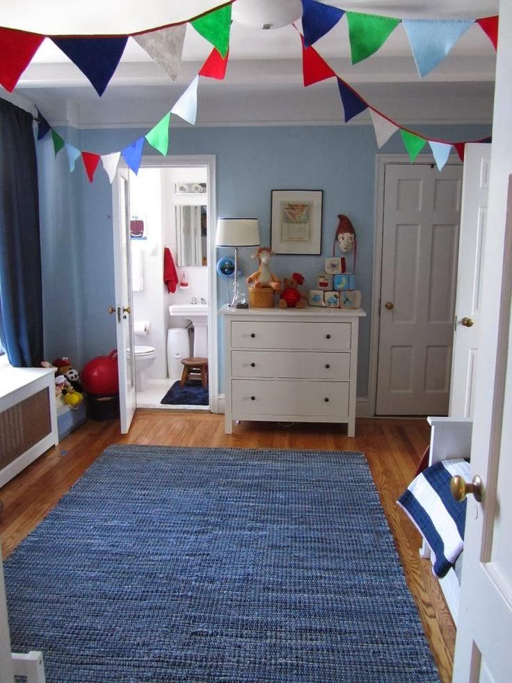 Big Boy Bedroom Inspiration