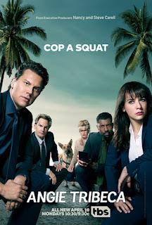 Angie Tribeca Season 3 Poster
