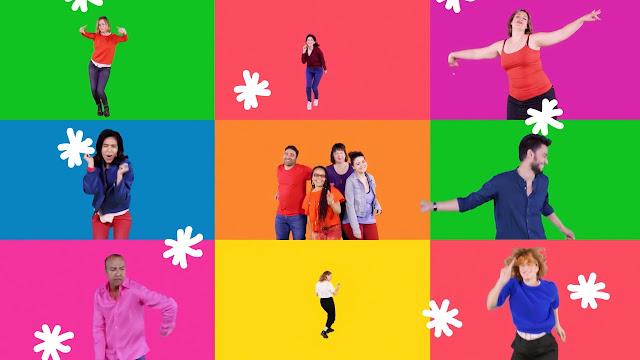 Ibrahim Maalouf offre un clip haut en couleur et participatif pour son titre Happy Face.