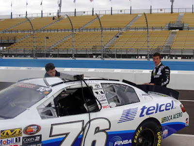 Daniel Suarez #76 (Started 2nd Finished 6th)